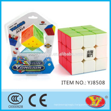 YJ YongJun Yulong Speed Cube English Packing Promotional Gifts