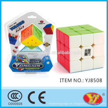 YJ YongJun Yulong Speed Cube Embalaje Inglés Regalos Promocionales