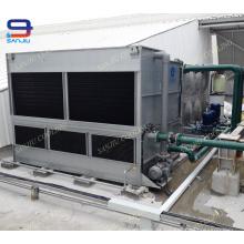 Torre refrigerando industrial do superdyma da máquina refrigerar de água do sistema de refrigeração