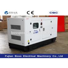 Generador de energía de 7.2KW con motor BRITÁNICO