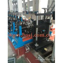 Galvanisiertes Stahlgitter-Gerüst-Bretter für Bau-Rollen-Umformmaschinen-Maschine Thailand