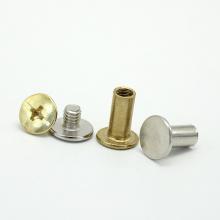 Titanium Self-Tapping Screws in Stock