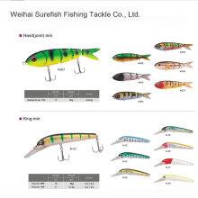 Envío gratis Señuelos de pesca de buceo profundo Minnow Lure