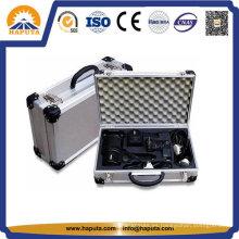 Aluminio barato viaje equipo almacenamiento casos (HF-6021)