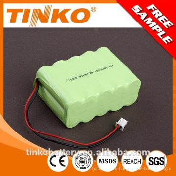 от Шэньчжэнь опытный производитель 12V NI-MH аккумулятор пакет размер AA 1200mah