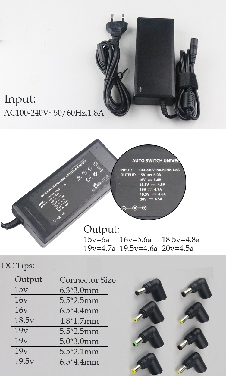Multifunction adapter