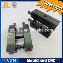 Chine Shenzhen, fabricant Acier inoxydable haute précision à haute précision ou à outils 4041 Usinage par CNC Service de pièces tournantes