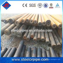 Tubo de aço sem emenda de alta precisão do preço