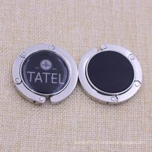 Titular de bolsa de metal barato personalizado moda