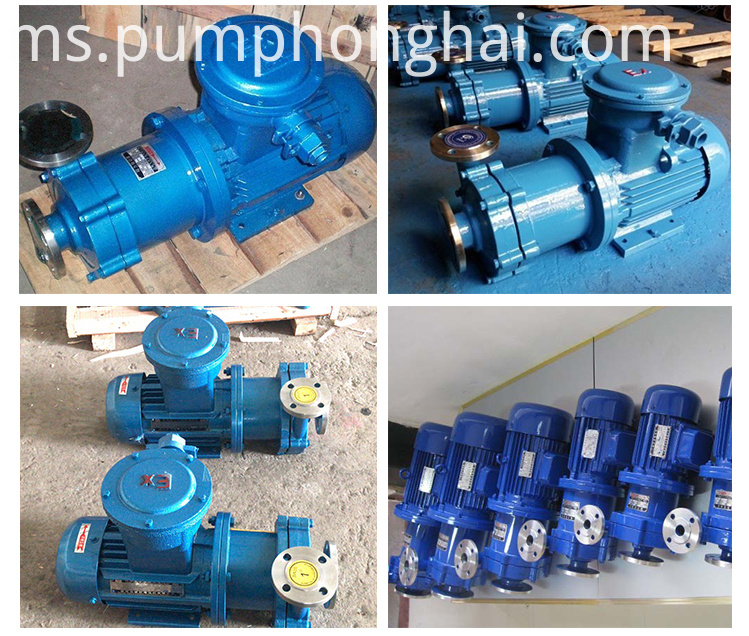 Centrifugal Magnetic Pump