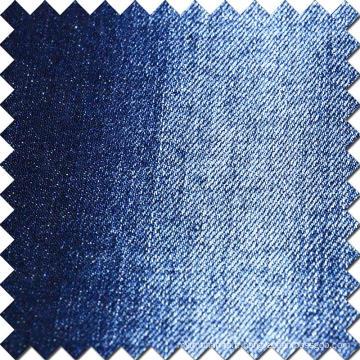 Tissu à manches courtes en coton et en élasthanne pour jeans