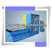 17DS(0.4-1.8) Gear type cuivre intermédiaire tréfilage machine à grande vitesse (pince fil cuivre froid de soudure)
