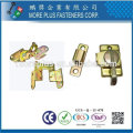 Taiwan Stainless steel 18-8 Copper Brass Table Leg Fittings Table Lathe Table Fittings