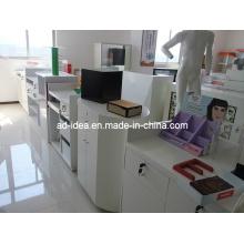MDF-hölzerner Butiken-Countertop-Kassierer-Schreibtisch-Kasse