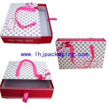 High Quality Gift Bag Box Packaging with Handle