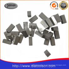 Segmentos de diamante de 1000mm para sierra circular