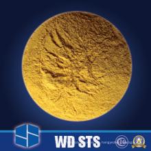 Polvo de levadura de grado alimenticio (proteína 60%)