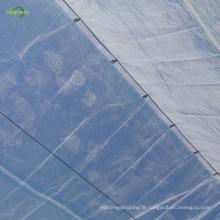 woven transparent laminated film