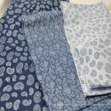 Tejido satinado 100% algodón para camisas disponible en stock