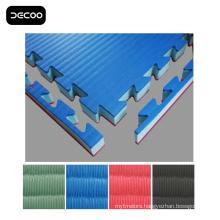 Colorful Half Angle Taekwondo Mat Octagon Mat