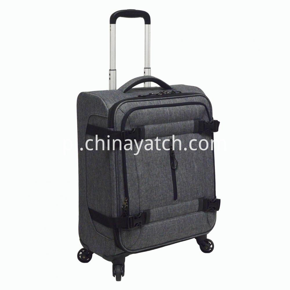 Snow Flake Soft Luggage