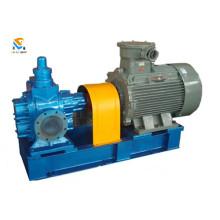 Pompe à engrenages de transfert d'huile de lubrification à l'arc grande capacité Ycb80
