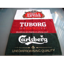 100% Cotton Custom Printed Bar Towel (SST3001)