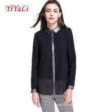 Wholesale Alta Qualidade Chiffon Mulheres Camisa / Blouser