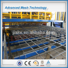 CNC steel welded fence mesh panels machine