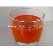 Suco cru da fruta de Goji do alimento de saúde de Ningxia