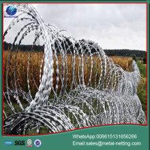 BTO22 concertian wire export razor wire