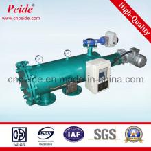 Filtro de agua autolimpiante de acero al carbono para el río (agua cruda)
