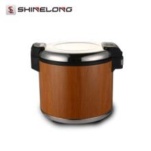 Horno de restaurante y equipo de cocina 20L Mejor olla de arroz eléctrica