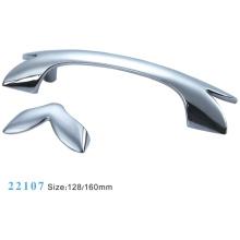 Muebles Accesorios Manija de gabinete de aleación de zinc (22107)