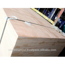 Embalagem de embalagem barata e de boa qualidade / 2.5 mm-30mm ABC Grade embalando madeira compensada comercial contrabalançada com melhor madeira compensada