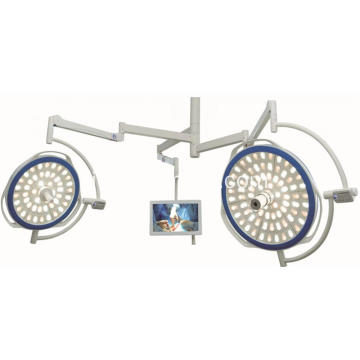 Double Dome Ceiling Light OT Dengan Sistem Kamera