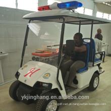 carrinho móvel do hospital elétrico para a venda