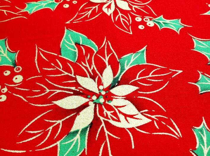Cotton Christmas cloth