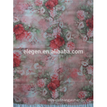 100% POLYESTER PRINTED SCARF