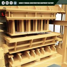 малые промышленные машины QTJ4-20 автоматический кирпич делая машину