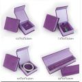 Caixa de jóias conjunto de jóias caixa de veludo personalizado