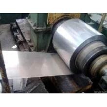 Bobina de aço inoxidável 201/304