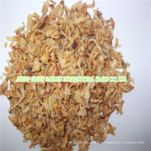 Oignon frit (échalote frite) / échalote frite / oignon croustillant frit