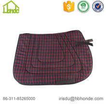 Polyester-Futter Western Cotton Horse Saddle Pads