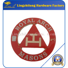 Masonic Design Royal Arch Metal Sword Emblem