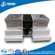 Meishuo - Cubierta para juntas de expansión de aluminio de piso a piso