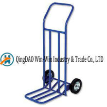 Hand Trolley Ht1585 PU Wheel Wheel