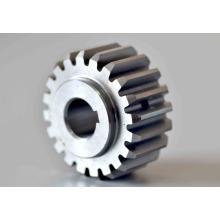 Usinage CNC adapté aux besoins du client et engrenages taillant le métal