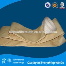 Filtro de bolsa para plantas de asfalto para la recolección de polvo