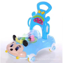 New Model/Design Educaional Plastic Baby Walker